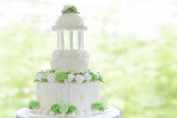 ウェディングケーキ ケーキ 結婚式 40代女性 婚活