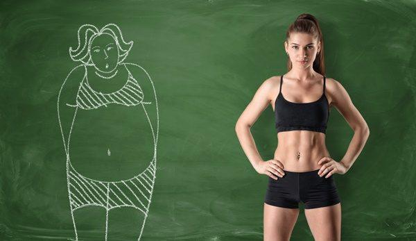 筋肉質 肥満 女性 隠れ肥満