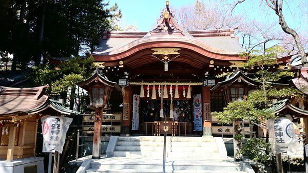 子安神社 パワースポット