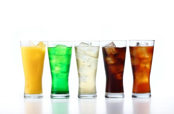 清涼飲料水 糖化