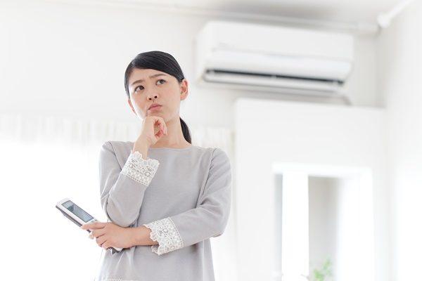 エアコン節約術