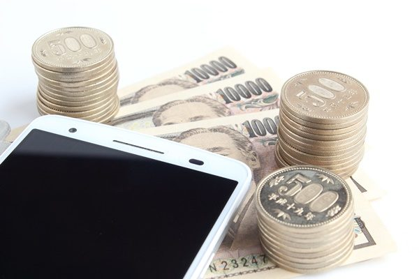 通信費 スマートフォンとお金
