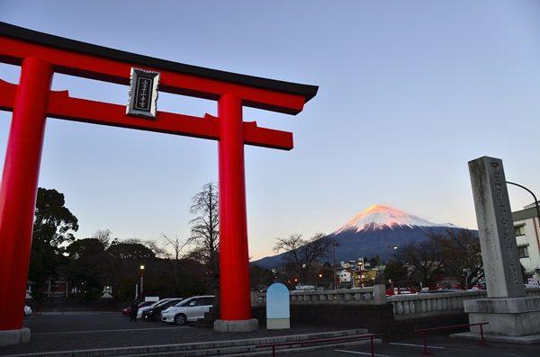 富士山本宮浅間大社 パワースポット