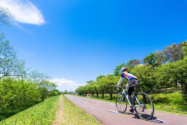 自転車 ダイエット 女性