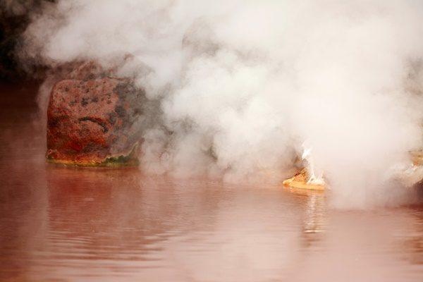 海地獄 別府温泉
