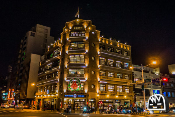 台湾 林百貨店