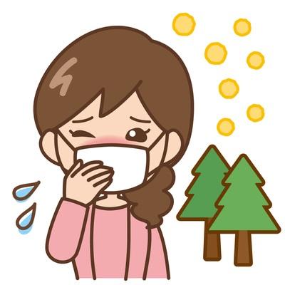 【花粉症の原因・対策】腸活で花粉症に負けない体に!症状に効く!?必ず取りたい食べ物はこれ!
