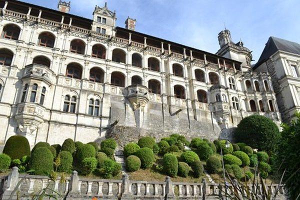 フランス王家の城
