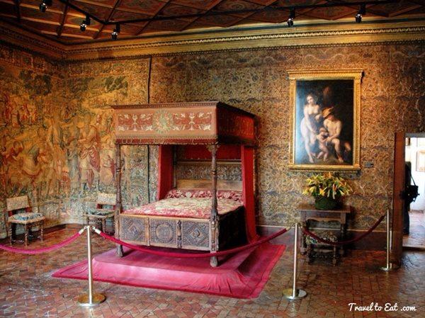 カトリーヌ・ド・メディシスの寝室