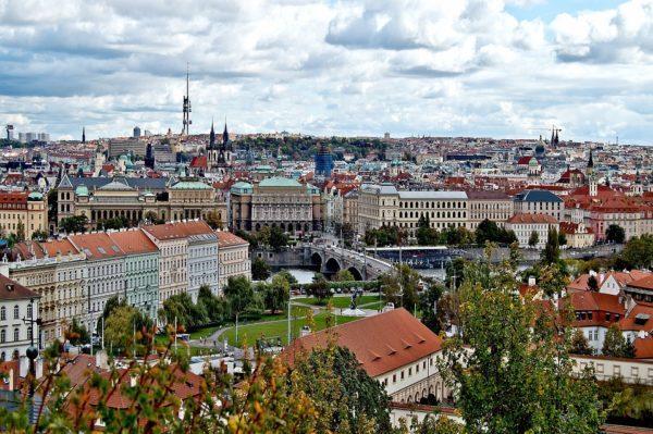 プラハの観光スポット