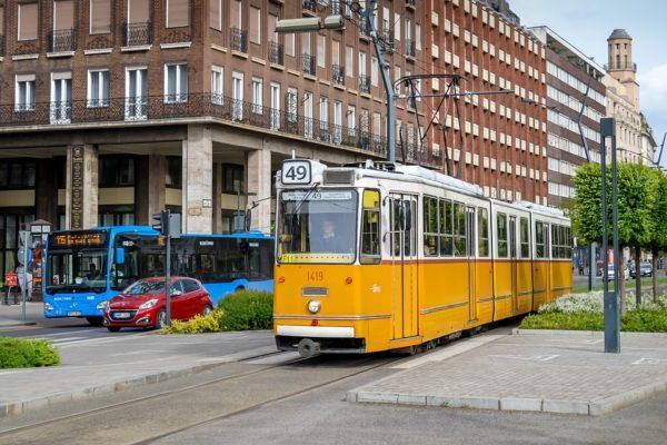 ブダペスト市内の観光スポット