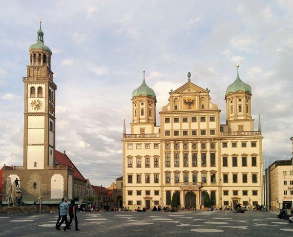 アウクスブルクの市庁舎