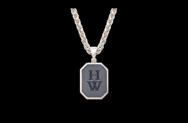 ザリウム・HWロゴ ホワイトゴールド、ザリウム、ラウンドダイヤモンド