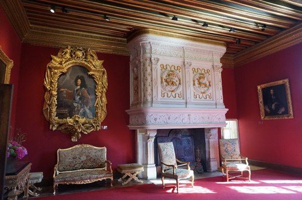 ルイ14世のサロン
