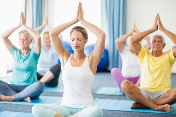 yoga ジム