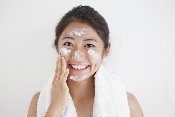 洗顔 スキンケア