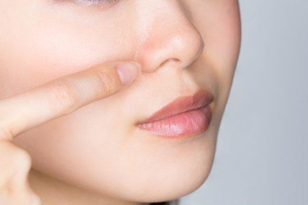 小鼻のスキンケア